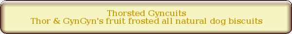 click here to order Thorsted Gyncuits