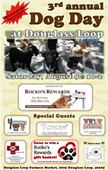 3rd annual Dog Day at Douglass Loop