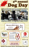 4th annual Dog Day at Douglass Loop